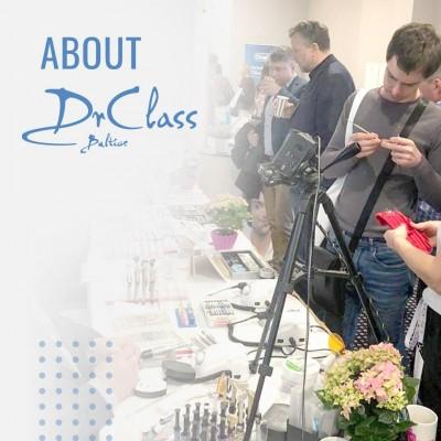 About DrClass Baltics